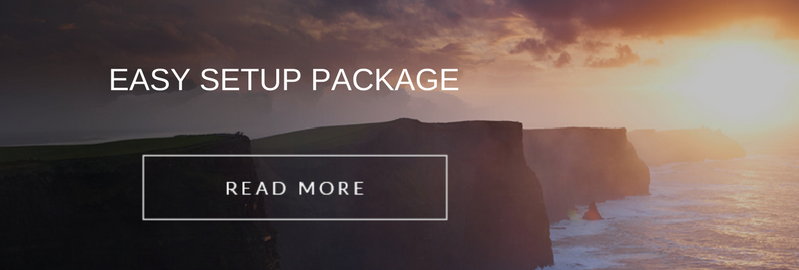 EASY SET UP PACKAGE Ireland