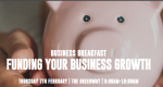 View Funding your business growth |  February & March Events with Iconic | Dublin