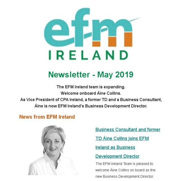EFM Ireland Newsletter