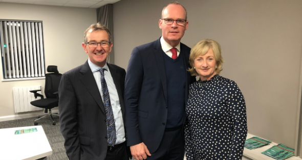 Tánaiste-Minister-for-Foreign-Affairs-Simon-Coveney-speaks-at-EFM-Ireland-event-in-Cork